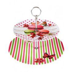 Derriere la Porte - Multi level cake tray - Macarons