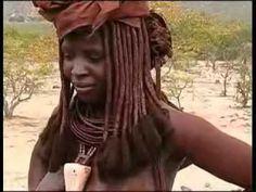 Antiguo ritual de matrimonio en la tribu Zulú en África.