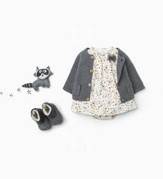 Shop by Look - Mini | Newborn - 12 months - KIDS | ZARA Hungary