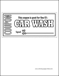 image regarding Mr Wash Coupons Printable named 11 Least difficult Auto Clean Discount coupons photos in just 2017 Vehicle clean discount coupons