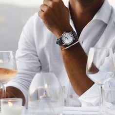 #Cornichewatches Nice watch #allwhite #Elegance #Fashion #Menfashion #Menstyle #Luxury #Dapper #Class #Sartorial #Style #Lookcool #Trendy #Bespoke #Dandy #Classy #Awesome #Amazing #Tailoring #Stylishmen #Gentlemanstyle #Gent #Outfit #TimelessElegance #Charming #Apparel #Clothing #Elegant #Instafashion