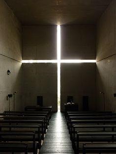 Church of the Light Concrete Architecture, Architecture Sketchbook, Museum Architecture, Industrial Architecture, Sacred Architecture, Baroque Architecture, Religious Architecture, Church Architecture, Light Architecture
