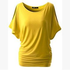 f113e863a247 T Shirt Women Sleeve Shirts Top Solid O-Neck Cotton
