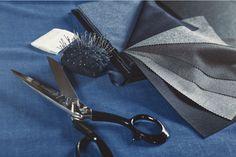Wybór tkaniny Gentleman Style, Fabrics, Tejidos, Gentleman, Cloths, Men Styles, Fabric, Textiles