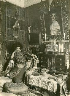 Carmen Tórtola Valencia, circa 1920.