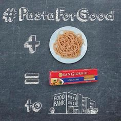 Want an easy & meaningful way to give back this holiday season? Visit San Giorgio Pasta on Facebook and share a mealtime moment of pasta with hashtag #PastaForGood - A box of pasta will be donated to a local food bank. Up to 25000 boxes of pasta will be donated to 5 local non-profits in Baltimore Harrisburg Philadelphia Pittsburgh and Washington DC. Details can be found at www.pastaforgood.com