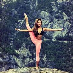 Another stunning place to strike a yoga pose.