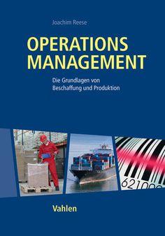 Das Gestaltungspotenzial im Operations Management ist erheblich und erfolgskritisch für ein Unternehmen. Dieses Lehrbuch stellt die Herausforderungen und Instrumente für das Management von Leistungsprozessen ganzheitlich und stets mit Blick auf die praktische Umsetzung im Unternehmen dar.