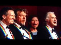 Heart - Led Zeppelin - Stairway To Heaven - Kennedy Center Honors 2012 - YouTube