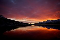 This morning in Faskrudsfjordur by *Jonina*, via Flickr