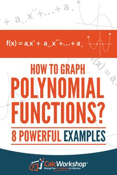 graphing polynomial equations with calcworkshop