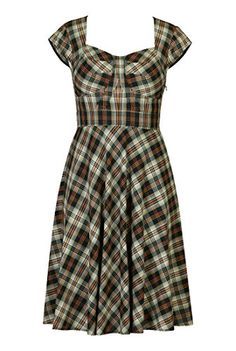 eShakti Women's Madras check banded empire dress L-12 Regular Olive/black/orange eShakti http://www.amazon.com/dp/B00NJMFJ52/ref=cm_sw_r_pi_dp_hCMhub1JHWC1K