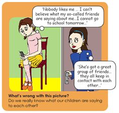 As a parent what should I know?  http://parentedge.in/coping-with-cyber-bullying/
