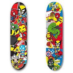http://mikeshouts.com/wp-content/uploads/2011/04/Tokidoki-x-Marvel-Skateboard-Decks-800x800px.jpg
