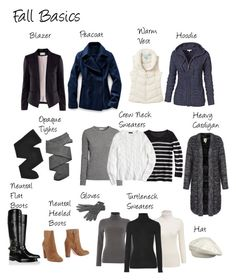 """""""Fall Basic Capsule Add-On"""" by jensmith1228 ❤ liked on Polyvore featuring H&M, Victoria's Secret, Burberry, Jean-Michel Cazabat, Joules, Gerbe, Trasparenze, Lauren Ralph Lauren, Splendid and J.Crew"""