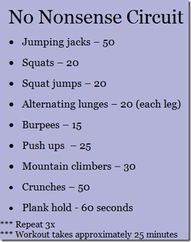 I Plan to start doing this 3 times a week on my own