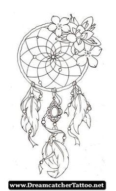 Native American Dreamcatcher Tattoos 13 - http://dreamcatchertattoo.net/native-american-dreamcatcher-tattoos-13/