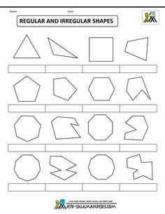 Names of Polygons   Name regular and irregular polygons ...   236 x 305 jpeg 13kB