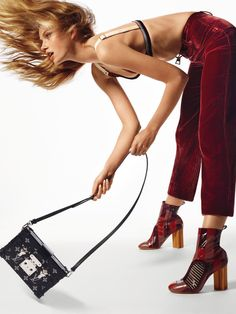 Cato Van Ee in 'C'est Vogue' for Vogue Paris #catovanee   #editorials   #fashion   http://www.bliqx.net/cato-van-ee-cest-vogue-vogue-paris/