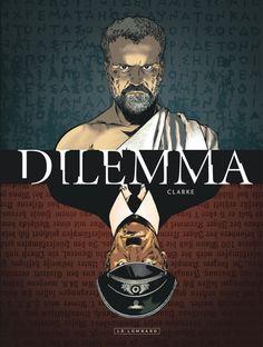 Etonnante expérience de narration dans Dilemma de Clarke #Lombard  Lelitoulalu: BD : De la philosophie au complot