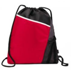 7086d3bc3652 gemline surge sport cinchpack - red (one). Daniels Depot · Backpacks -  Duffle -Sports Bag