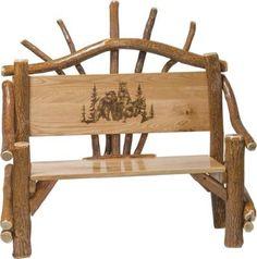 Farren Wood Bench