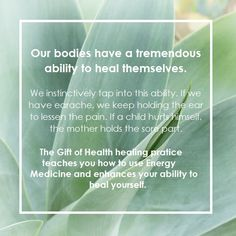 This workshop is simple, safe, effective and beautiful to do. We all have 'self-healing' hands – we just don't know it! Let us give you the tools you can use for for your spiritual awakening. Healing Hands, Self Healing, Health Heal, Spiritual Awakening, Our Body, It Hurts, Workshop, Spirituality, Teaching