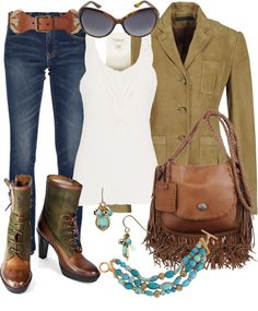 """""""Ralph Lauren"""" by gangdise ❤ liked on Polyvore"""