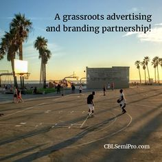 The CBL has an array of advertising, marketing, & public relations solutions for businesses that need to effectively reach and appeal to a broad audience. Learn more: http://www.cblsemipro.com/become-a-sponsor/ - #basketball #sports #league #bball #NBA #team #player #TeamOwner #NCAA #CollegeBasketball