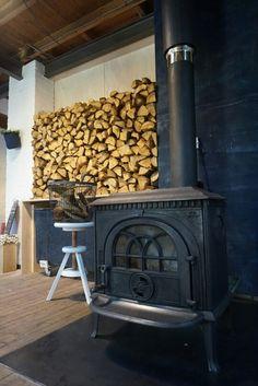 Firewood, Stove, Home Appliances, Crafts, House Appliances, Woodburning, Manualidades, Range, Appliances