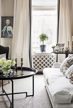 Är en av mina favorit inredare. Hennes hem på Östermalm här i Stockholm har publiserats i Sköna hem flera gånger. Jag får alltid så mycket inspriation av hennes stil och inredning. Här kommer några…