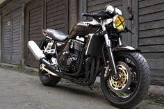 Kawasaki ZRX 1100 street cafe racer
