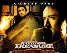 The most anticipated up-coming Disney movies! National Treasure 3,