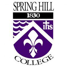 Spring Hill College Mobile, AL www.edu Favorite walking spot with one of my favorite friends