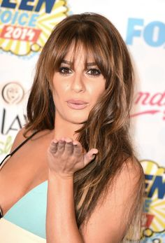 Pin for Later: Is This the Hottest Lea Michele Has Ever Looked?
