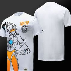 Overwatch Tracer T-Shirt