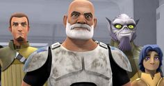 'Star Wars Rebels' Season 2 Preview: Return of the Clones -- Executive producer Dave Filoni and voice actor Dee Bradley Baker reveal that several clones are coming back in a preview of 'Star Wars Rebels' Season 2. -- http://movieweb.com/star-wars-rebels-season-2-preview-clones/