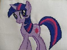 My Little Pony cross stitch