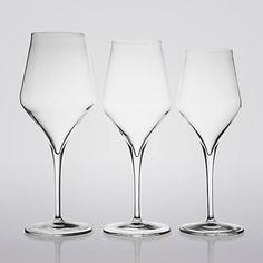 Buy John Lewis Connoisseur Bordeaux Red Wine Glass, 0.55L, Set of 4 Online at johnlewis.com