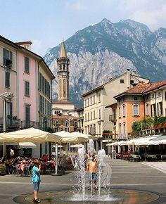 Lecco, Lombardy region Italy