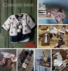 Colección Bebé de Katia