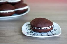 Marshmallow Whoopies