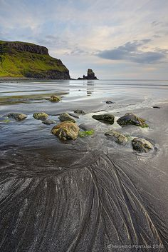 Talisker Bay, Isle of Skye, Scotland