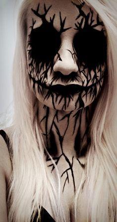 Halloween-Makeup-Ideas-1                                                                                                                                                                                 More