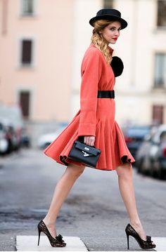 Normal, Everyday, comfortable. Chiara Ferragni (theblondesalad.com)