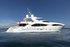 Sunseeker Predator. The boat I want when I win the lottery :)