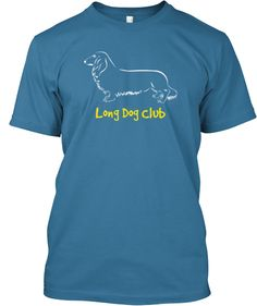 LH Long Dog Club Shirts - rescue benefit | Teespring
