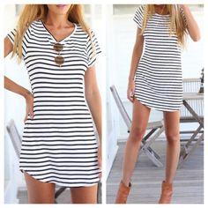 Loving this T-Shirt Dress!!!
