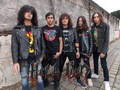Resenha do Rock: HELL GUN: Atração confirmada no São José Rock Fest...