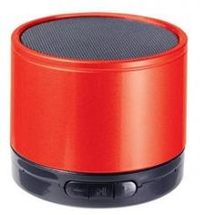 CRAIG Portable Speaker with Bluetooth, Red. Plays All Audio Devices Through Aux In Cable. Transmission Distance : Up to 32 Feet and Speaker Wire, Bluetooth Speakers, Portable Speakers, Hands Free Phone, Indoor Outdoor, Cool Things To Buy, Audio, Technology, Tecnologia